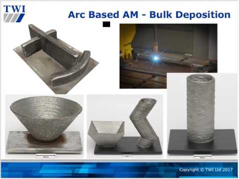 Additive Manufacture of ARC