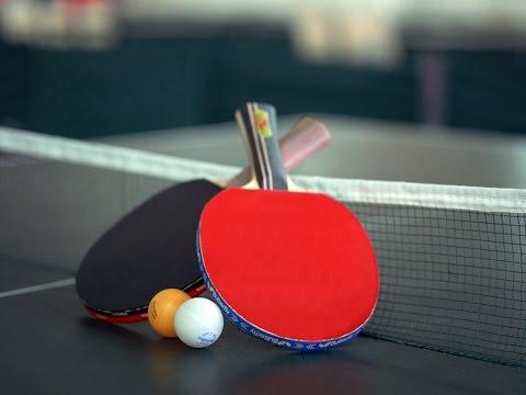 bien choisir sa raquette de ping pong pong style youtube
