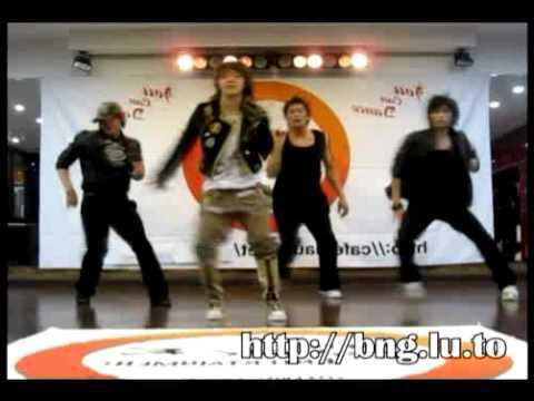 BoA - Eat you up dance steps