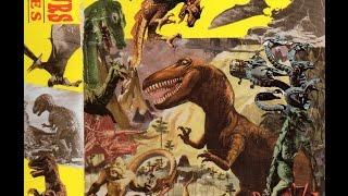 Stop Motion Monster Trailer Reel 1925 1992