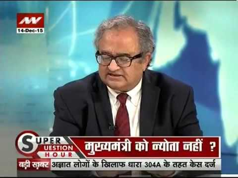 Question Hour: Truth of Pakistan with Tarek Fatah