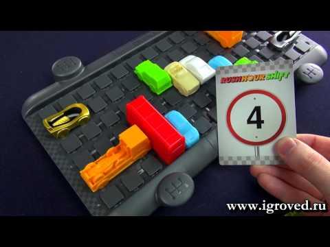 Час Пик: Уличные гонки. Обзор настольной игры от Игроведа
