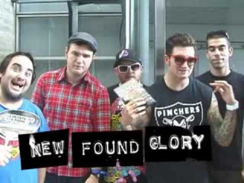 NEW FOUND GLORY|SUMMER SONIC 08