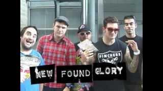 NEW FOUND GLORY | 激ロックインタビュー http://gekirock.com/intervie...