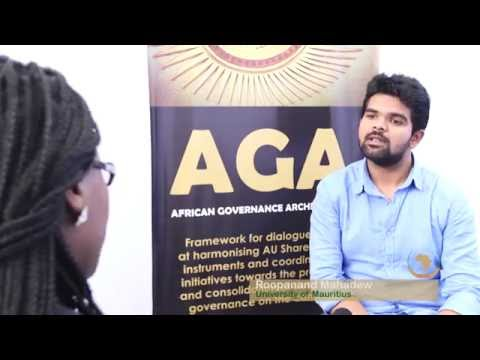 DGTrends Interview with Roopanand Mahadew on human rights in AU Member States