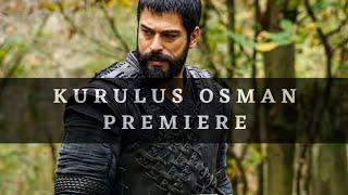 Kuruluş Osman Episode 1 (English Subtitles) BTS