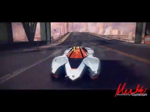 Asphalt 8 Lamborghini Egoista R Amp D Youtube