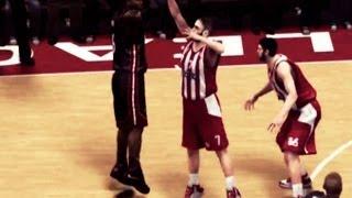 NBA 2K14 - Official Euroleague Teams Trailer With Miami Heat Gameplay