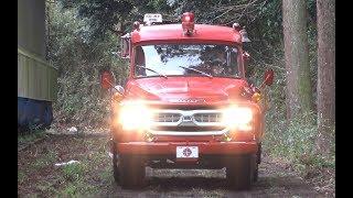 消防自動車博物館5周年記念イベント