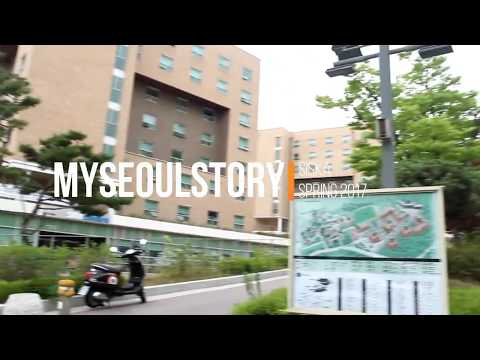 Seoul National University Graduate Dorm Tour