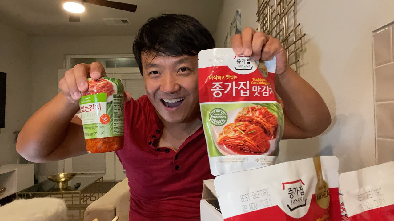 Kimchi on EVERYTHING!