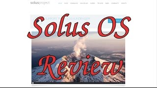 Solus OS Review