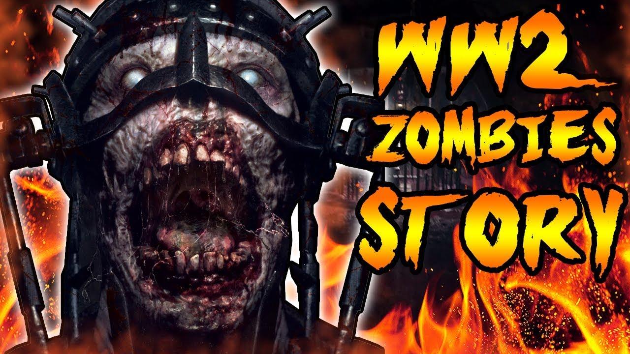 Ww2 egg zombies