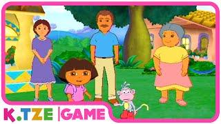 Let's Play Dora auf Deutsch ❖ Birthday Adventure Spiel auf Deutsch | HD Folge 11.
