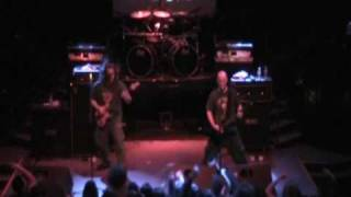 Dying Fetus - Justifiable Homicide - live