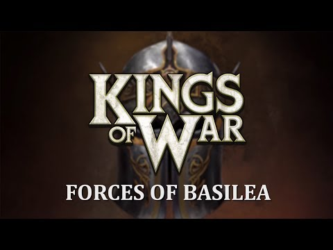 Kings Of War 3rd Edition Basilean Preview!