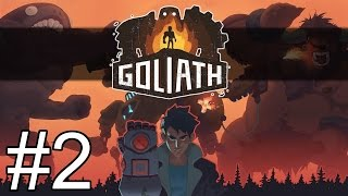Goliath PC Game - Foxy Business - Part 2 Let