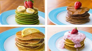 4 Yummy And Healthy Pancakes For Weight Loss - Pancakes From Scratch