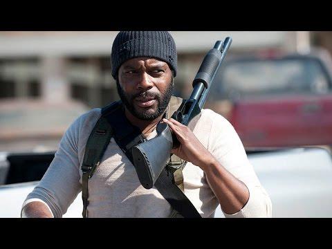 "Chad Coleman Walking Dead ""No Sanctuary"" Premiere Episode Interview - NYCC 2104"