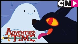 Adventure Time   The Snow Golem's New Friend - Thanksgiving Special   Cartoon Network