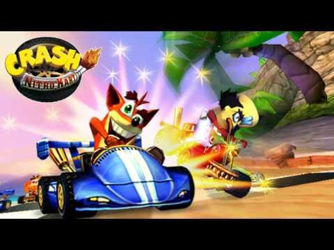 Crash Nitro Kart - Main Menu Theme - Extended