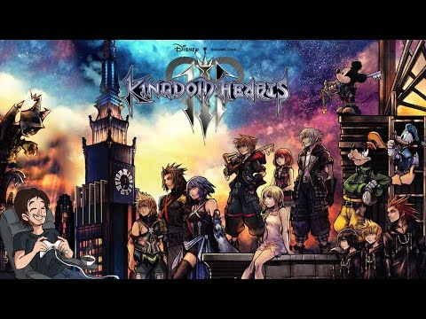 KINGDOM HEARTS 3 #2 : Monde d'HERCULE ! Un combat... TITANESQUE !!!
