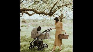 Roan Coss (Роан Косс) детская коляска видео обзор, отзывы, характеристики.