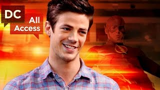 Flash's Grant Gustin & Tom Cavanagh Talk Next Episode, Grodd, and BIG Stories to Come!