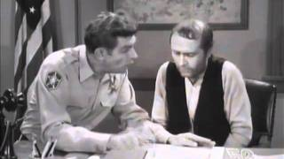 Ernest T Bass Gets An Education - (Andy Griffith Clip)