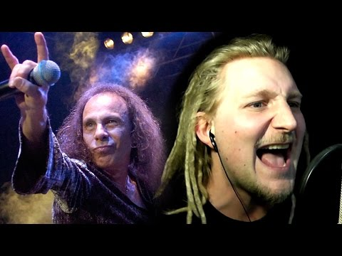 DIO - HOLY DIVER (Cover) feat. Jaime Villarreal