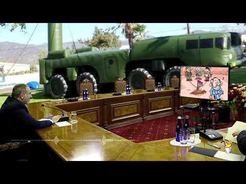 Шоу продолжается: Армяне воюют манекенами и картонной техникой, имитируя сопротивление Азербайджану