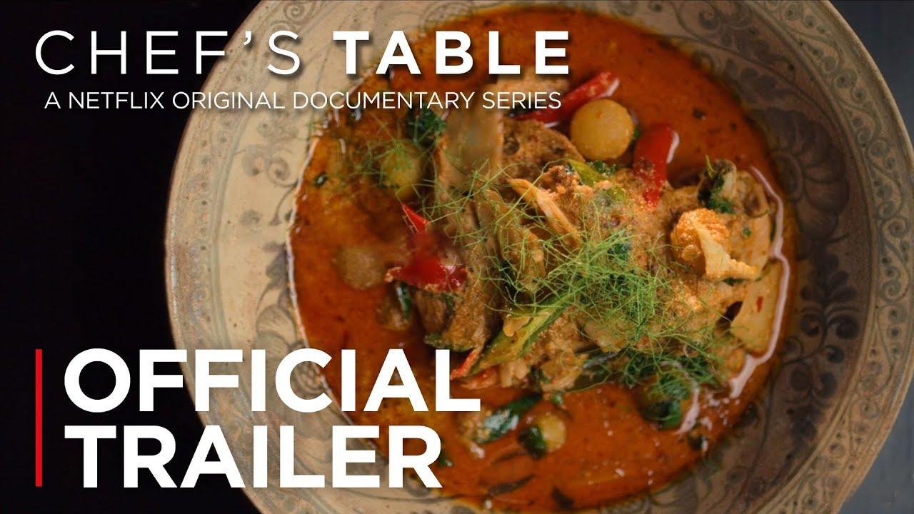 Chef's Table: Season 5 | Official Trailer [HD] | Netflix