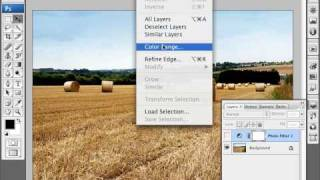 Learn Photoshop - How to Use Photo Filters