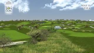 Hole 11 Golf Son Gual Mallorca
