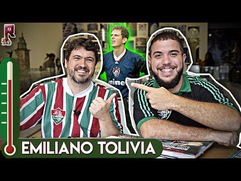QUAL A MAIOR GOLEADA DO FLU? | EMILIANO (PAPO DE FLU) | TRICOLÔMETRO #05