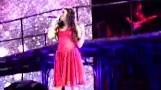 Vanessa Hudgens Drew Seeley Breaking Free HSM Concert Philly