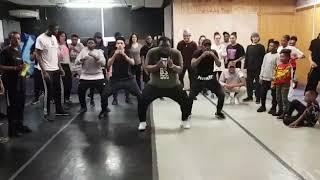 COMMANDO - Mut4y X Wizkid X Ceeza Milli   HomeBros Afrobeats Choreography