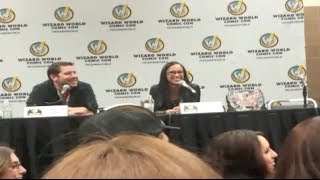 AJ Lee Q&A Panel - Wizard World New Orleans Comic Con 2014 [HD]