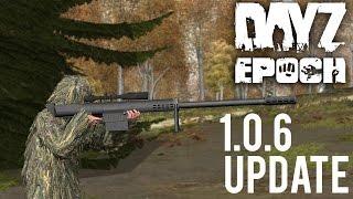 Arma 2: Dayz Epoch Mod Update 1.0.6 HYPE! Anzio 20mm Rifle 3.5km Shots