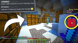 RICH RAID BUT I GOT TPED IN BECAUSE THE OWNER WAS BETRAYED... ($500M FACTION) | Factions #413