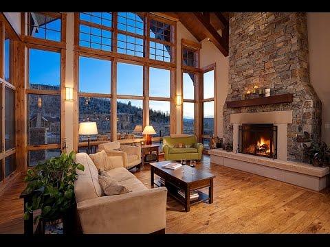 Дизайн дома и интерьер в стиле ШАЛЕ