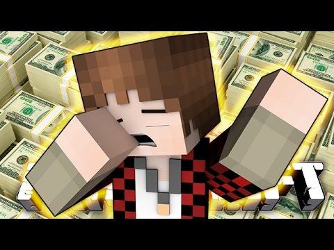 Minecraft: MONEY WARS GAME #7 - RAGE QUIT INTRO! (Epic Mini-Game)