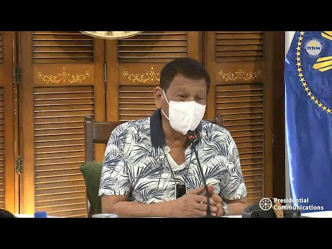 AFP News Agency: Philippines leader Duterte says he will take Russian vaccine in public | AFP
