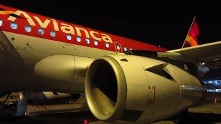 Avianca Brasil A318 Takeoff @ São Paulo - landing @ Juazeiro do Norte