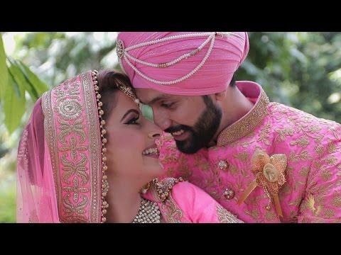 Punjabi Wedding Malaysia | Amandev & Raveena