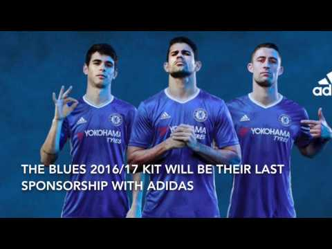 Chelsea To Sign Kit Deal With Nike