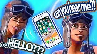 Cómo utilizar su teléfono como un MIC ! FORTNITE - micrófono GRATIS !