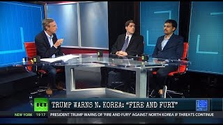 Is Trump the #1 Threat To World Security?