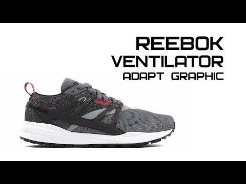 Ventilator Off 50 Graphics Off 50 Ventilator Graphics Reebok Reebok RjL354A