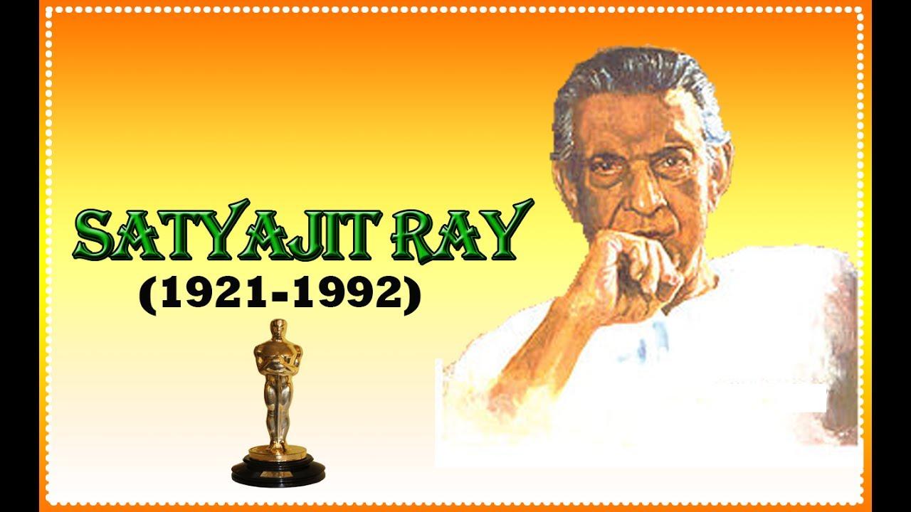 satyajit ray biography